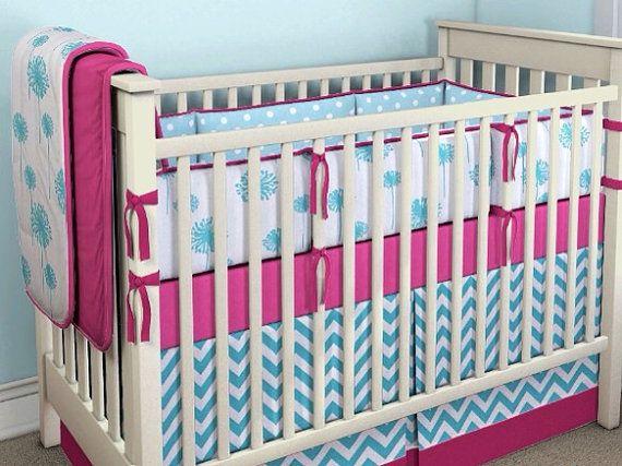 Amazoncom: baby bedding girl