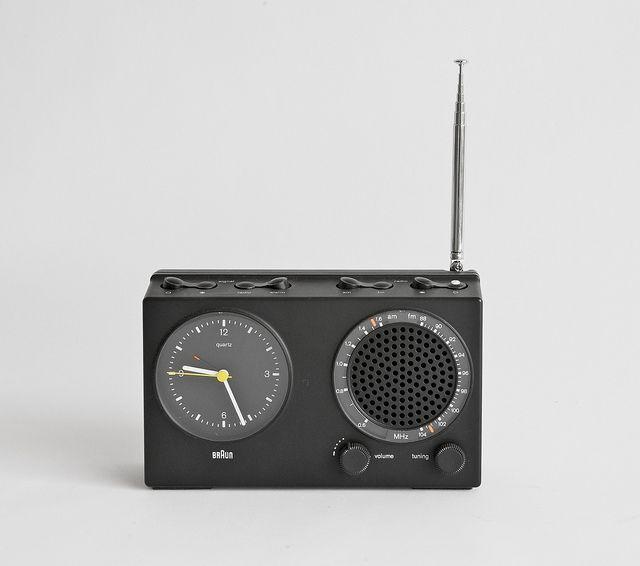 Braun signal radio ABR 21, via Flickr.