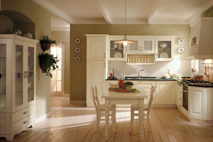 Cozy and classic cuisine spoleto for Spar cucine
