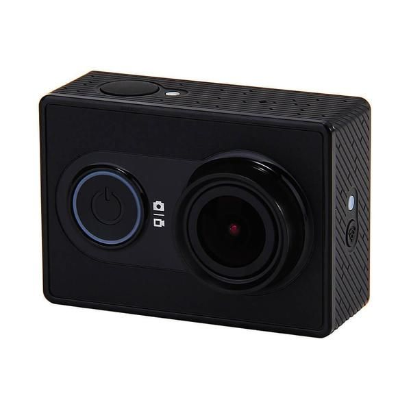 Notice: 1. Be aware of Xiaomi YI action camera comes in two versions an international version and CN version. The international version is superior in every way, please note this is for the black colour only, for white see my other listing. Note: Official E.U. Edition limited release of the YI Action Camera (optimized for E.U. market, meets international requirements) Highlights  EU edition has passedCE & FCCcertification. With metal battery cover inside:perfect heat dissipation performan