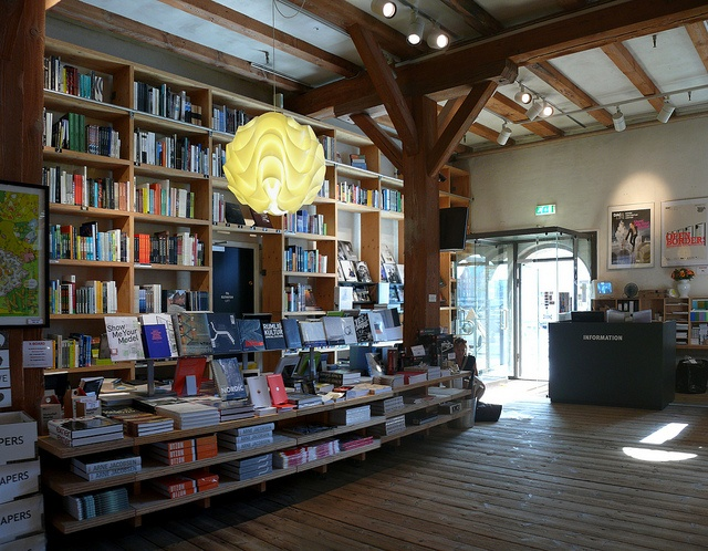 Dansk Arkitektur Center - Bookstore, Copenhagen