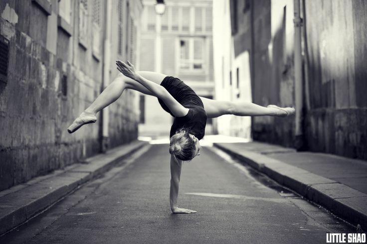 """An unusual Ballet Dancer"" by Little Shao, via 500px."