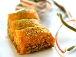 Baklava: Yummy Desserts, Desserts Recipes, Sweet Treats, Baklava Recipes, Sweet Tooth, Kelsey Nixon, Cookingchanneltv Com, Cooking Channel, Channel Serving