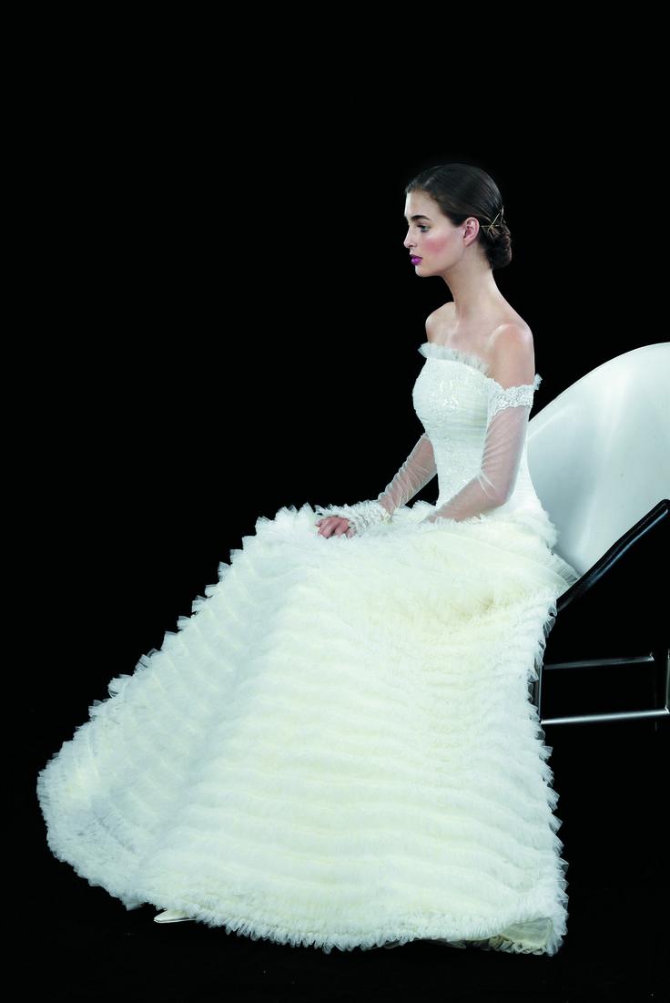 Carlo Pignatelli Cerimonia 2005 #retrospective #cerimonia #bride #wedding #matrimonio #sposa