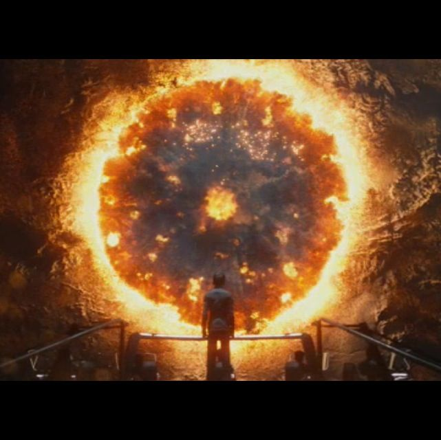 the destruction of the buggers in enders game Home ender's game: metaphor  the story is one of guilt and redemption as he founds his new religion of love and travels to find a place to bring the buggers to.