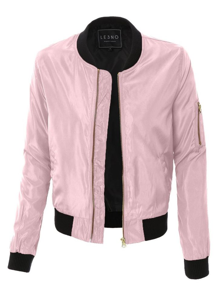 e3ba82e59 A retro varsity jacket adds a vintage look to your casual outfit. This type  usually
