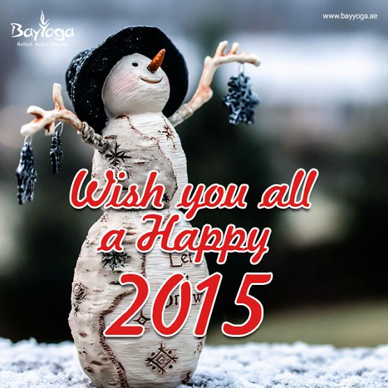 Wishing everyone a happy and healthy New Year ahead !!! See you on the 2nd of January 2015, 10am and 6pm classes !