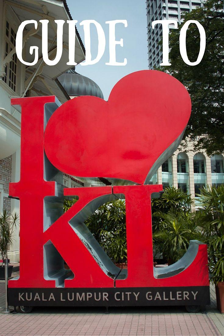 Kleiner Reiseguide Kuala Lumpur