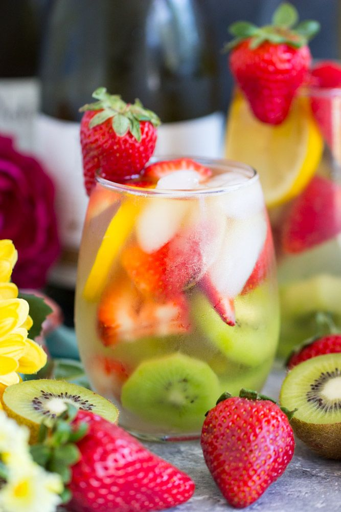 Strawberry Kiwi Sangria – Dan330