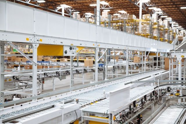 Automated conveying systems in distribution and warehouse environments need to pivot. Dropping in a conveyor system without a warehouse control system (WCS) makes no sense