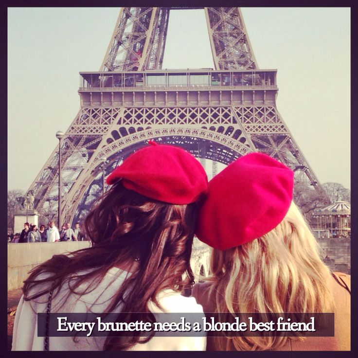 Best friends me and fulya in Paris March 2014.