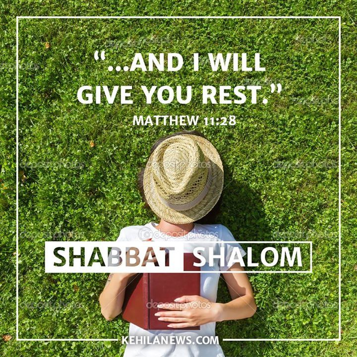 Shabbat Shalom from Israel!  #shabbatshalom #שבתשלום Messianic Jewish News from Israel Kehila News