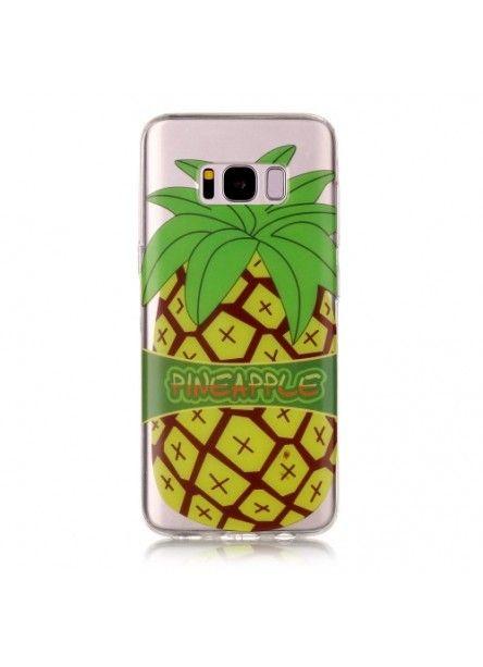 Coque Samsung Galaxy S8 - Ananas Pineapple