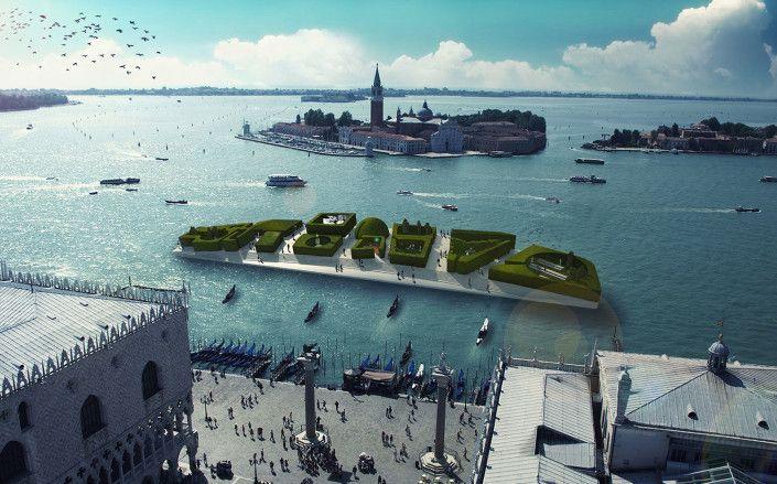 Archtriumph – Biennale Pavillion in Venice