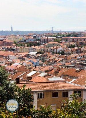 Lisboa Cool - Visitar - Miradouro Monte Agudo