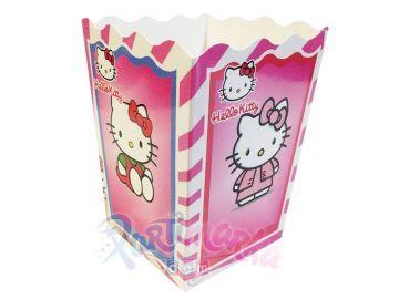 Hello Kitty Doğum Günü Mısır Kutusu