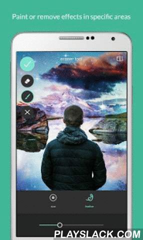 Pixlr – Free Photo Editor  Android App - playslack.com ,  Unlock your creativity with Pixlr - the free photo editor! Capture any moment and make it beautiful with over 2 million combinations of free effects, overlays, and filters. Once you're done, share your finished work directly to Instagram, Facebook, Twitter, or your other favorite social networks!Follow Pixlr on Instagram (@pixlr) for tips, tricks, and daily inspiration to make cool photos. We have a fun new photo challenge for you…