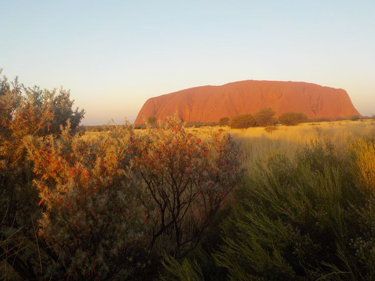 Uluru at Sunset, Australia