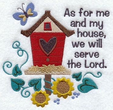 Free Machine Embroidery Designs Bible Verses Joshua