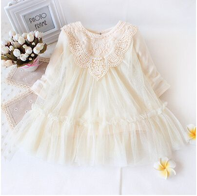 Cool Retail! New 2017 brand newborn baby girls dress full of lace baby party dress infant babywear kids children baby clothing - $31.68 - Buy it Now!