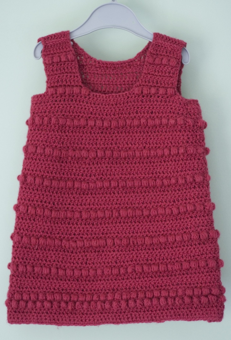 Coco's Bobble Dress, free pattern by the Purl Bee
