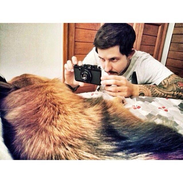 New toy #gizmonica #alvaritoskull #art #arte #dog #picture #tattoo #tattoos #tattooguy #cool #igers #instapet #instagood #instamood #bogota #colombia