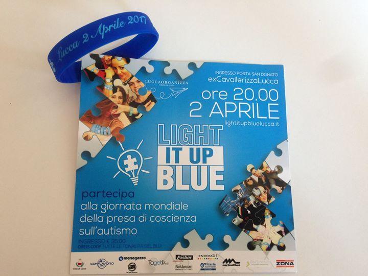 -2 ... Light it up Blue si avvicina!  Anche noi ci siamo!!!  #gltzerbinipersonalizzati #fattoconilcuore #lightitupblue #2aprile #autismspeaks   http://ift.tt/2nSzHiP