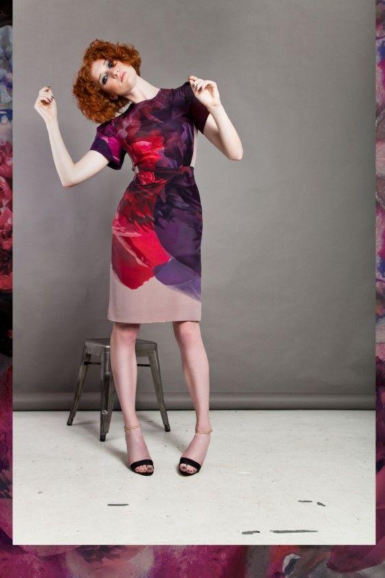 The Sylvia Dress - ÆTHER