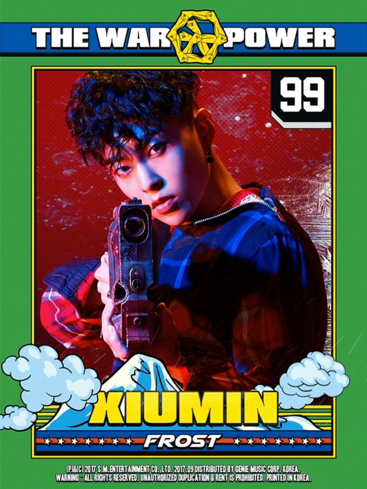 #EXO #POWER #XIUMIN #Minseok #THEWAR : #ThePowerOfMusic