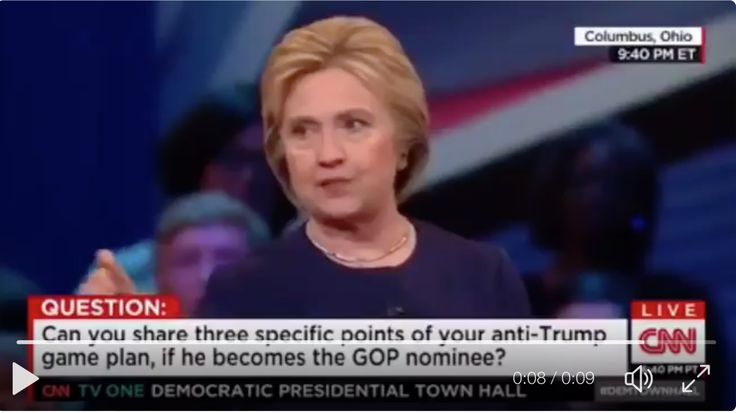 WATCH: Old video surfaces where Hillary ADMITS to speaking with foreign leaders about stopping Trump