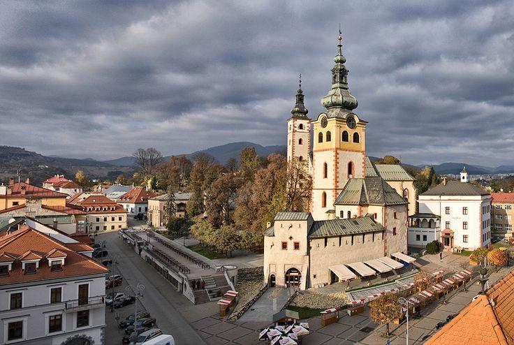 Banská Bystrica - Besztercebánya, Barbakan