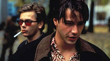 Narcolepsy. Hookers. Henry VIII. Only GVS. My Own Private Idaho