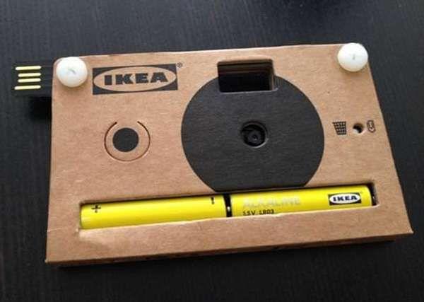 La cámara digital de Ikea (seguro que alguna pieza no encaja)