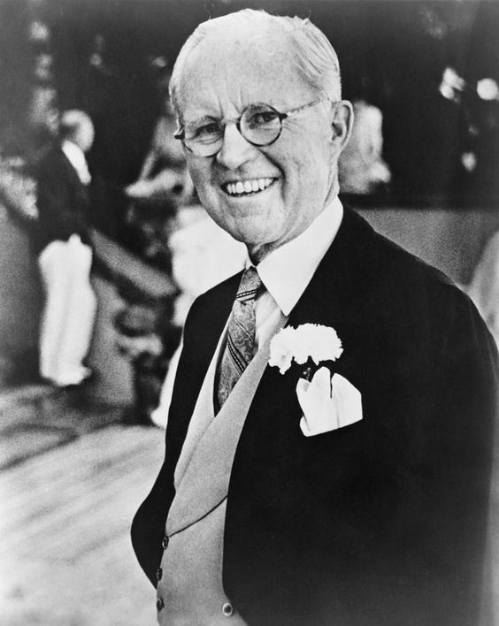 Joseph Patrick Kennedy born September 6, 1888 in Boston, MA, died November 18, 1969 aged 81 Hyannis Port, MA