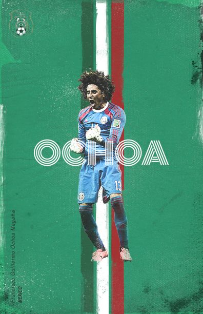 Best 25 football posters ideas on pinterest football - Guillermo ochoa wallpaper ...