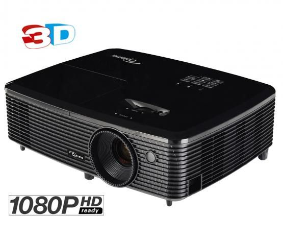 Buy Optoma HD142X 3D DLP Projector 1080p HD Ready online at richersounds.com