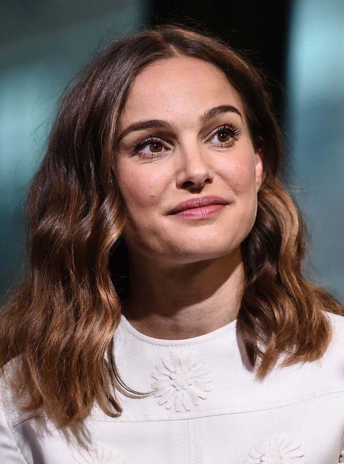 Natalie Portman en 15 beauty looks - Resplendissante avec son carré ondulé.© Getty