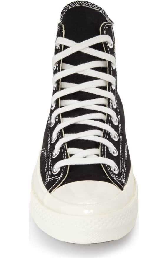 ozono menú gloria  Comme des Garçons PLAY x Converse Chuck Taylor® Hidden Heart High Top  Sneaker (Men) | Nordstrom | Womens high top sneakers, High top sneakers,  Chuck taylors