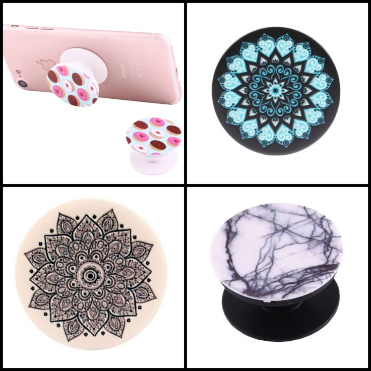 You asked for them so here they are! PopSockets, perfect to use as a stand or that extra grip when taking a selfie  #selfie #popsocket #iphone #samsung #phonestand