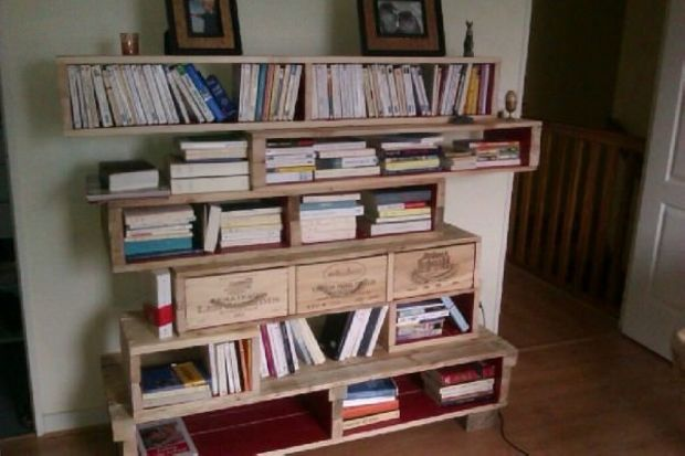 The pallet bookcases are one of the most significant requirement for everyone and in case you are a youngster or a study geek then you always have books that need proper attention so that your room didn't look so messy. Pallet bookshelf projects are easy to build and cover all your textbooks and magazines.