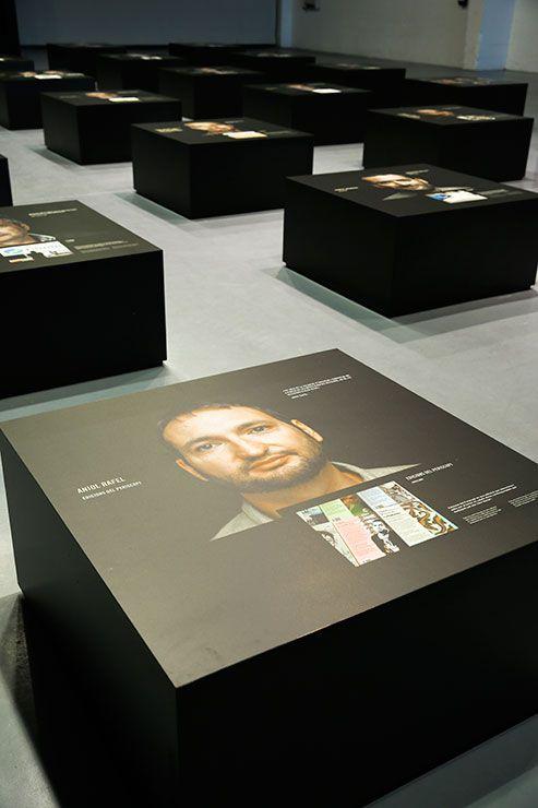 Ahir, Avui, Demà. Catalunya Emprèn Exhibition | EXIT DESIGN