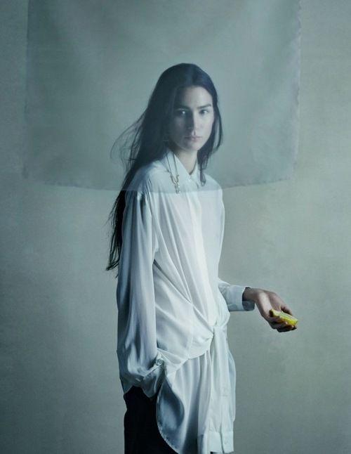 Mijo Mihaljcic in DAZED Summer 2014 by Julia Hetta