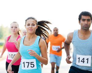 Marathons, Getting Active