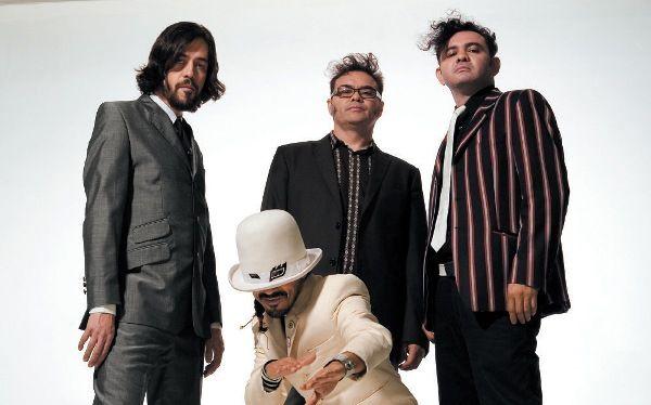 Café Tacvba cantará en Lima el 8 de diciembre