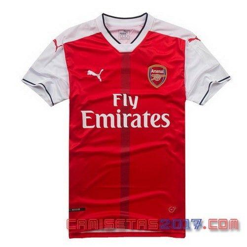 El precio más bajo!!|2017 ventas en línea de camisetas baratas €14.9!!|2016-17 temporada Arsenal de la camiseta €14.9!!
