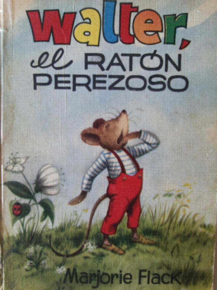 1964 Walter the lazy mouse