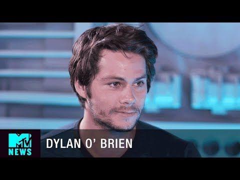 Dylan O'Brien Talks American Assassin, Teen Wolf & Maze Runner   MTV News - YouTube