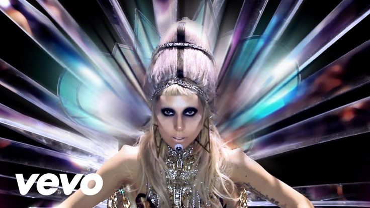 "Here is the link to the music video for ""Born This Way"" by Lady Gaga. https://www.youtube.com/watch?v=wV1FrqwZyKw"