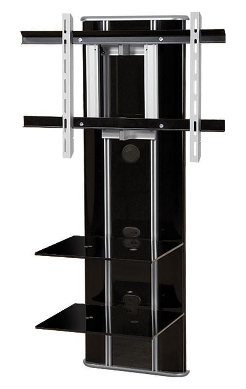 TV Wandmeubel Orion Lux WAND MEUBEL ORION LUX heeft draaibare haak geschikt voor alle type flatscreen TV - LCD, LED of Plasma tot 55'' en max. gewicht van 50kg.