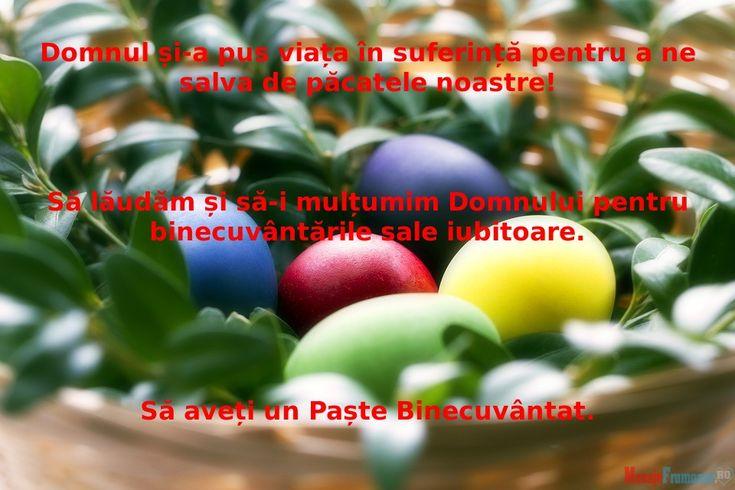 Mesaje frumoase de Paște - Trimite celor dragi un mesaj frumos de Paște